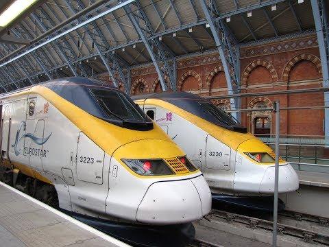 Eurostar - St Pancras to Ashford