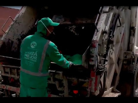 Operadores recogen basura en Bogotá sin contrato legal, revela Personería