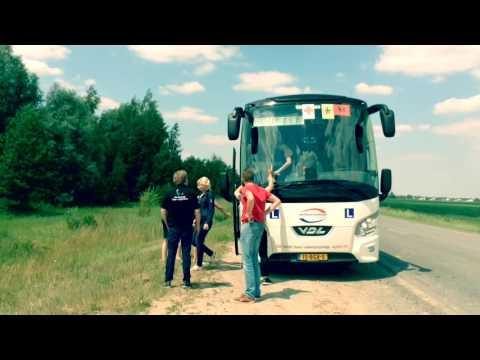 26 juni  - Day 3 - Travel back to Belarus