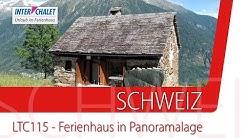 LTC115 - Ferienhaus in Panoramalage, Leontica, Tessin, Schweiz