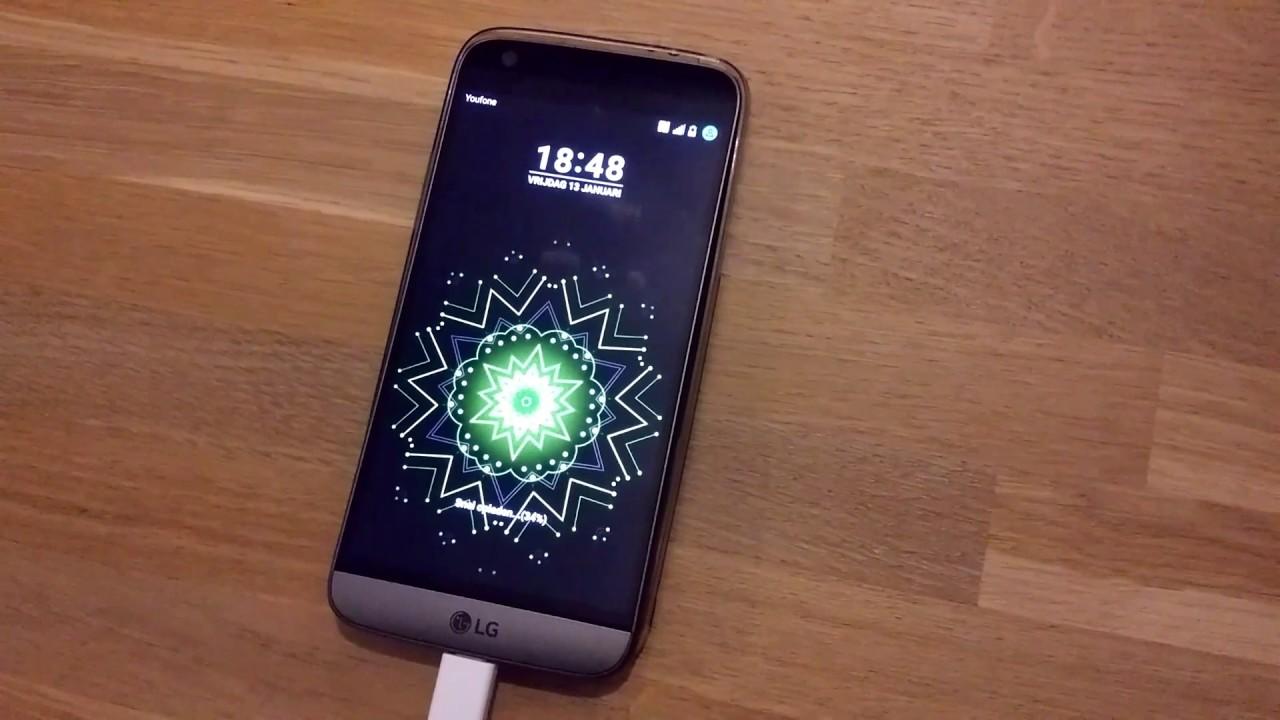 LG G5 SE charging problem (EU)