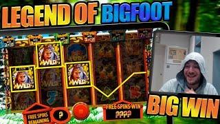 LONGEST BONUS EVER?! BIGFOOT DELIVERS BIG WIN!