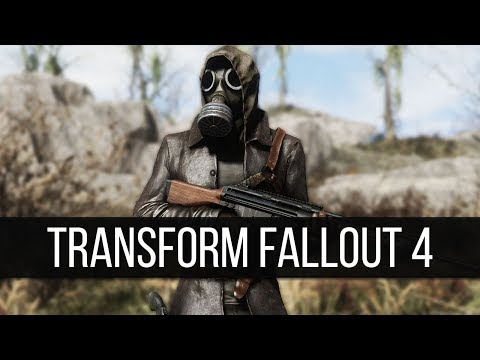 This New Mod Completely Transforms Fallout 4's Commonwealth