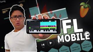 MAKING A HARD TRAP BEAT WITH FL STUDIO MOBILE! (FL Studio Beatmaking Video)