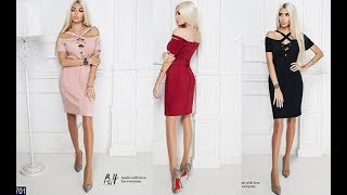 👗👜💄👠Gorgeous Cocktail Dresses/Fashion Outfit For Women/Lookbook
