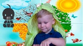 Развивающая игра ВРЕМЕНА ГОДА для детей. Как научить ребенка ВРЕМЕНАМ ГОДА. Сопоставляем одежду(, 2016-09-24T13:02:43.000Z)