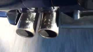 BMW 323i e36 Exhaust sound 2