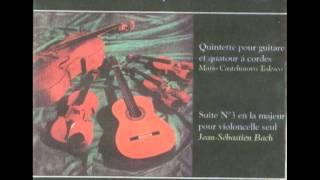 Quinteto - Mario Castelnuovo-Tedesco - (3) Scherzo, Allegro con spirito, alla marcia