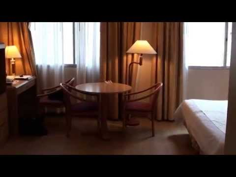 Holiday Inn Montevideo, Uruguay - Review of a King Room 712