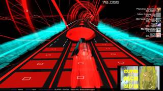 Audiosurf 2 SUPER GACHI SAIYAN Top 6 Of The World