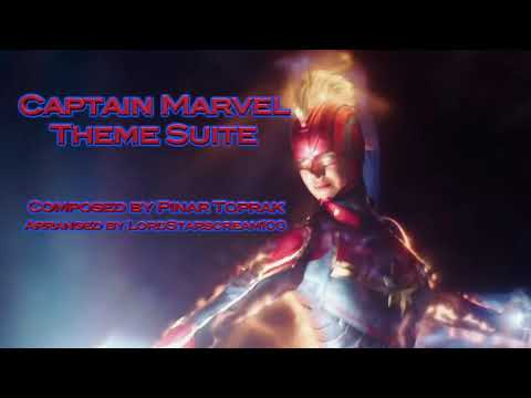 Captain Marvel Theme Suite - Pinar Toprak
