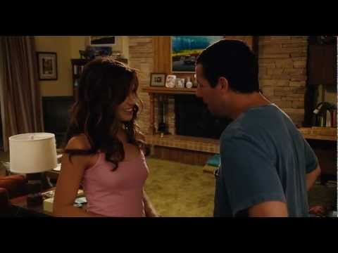 Kate Beckinsale - Click, with Adam Sandler (Pocahontas costume - Both Scenes)