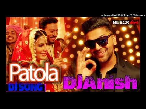 Patola - Blackmai Dj Song Dj Anish Ghazipur Mo7678938724