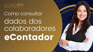 ECONOMY | Como consultar as informações dos meus colaboradores no eContador