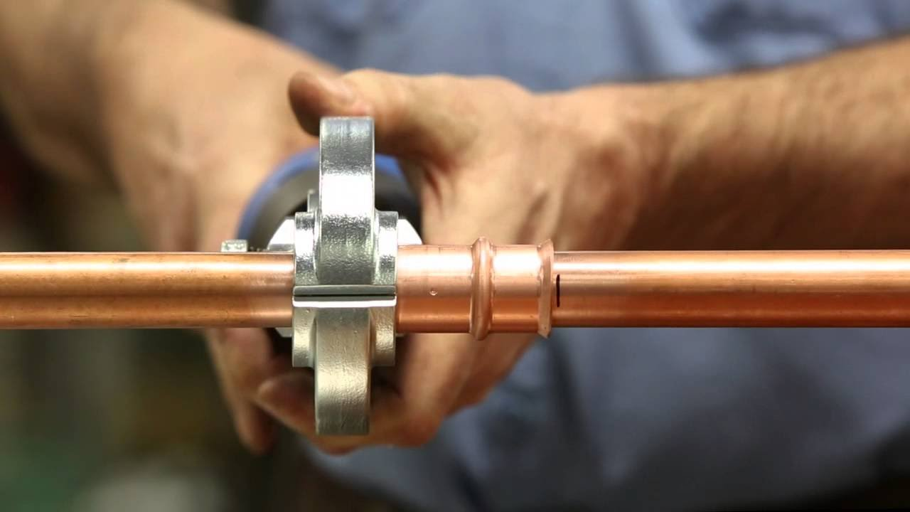 Zoomlock Braze Free Pipe Connectors How To Connect Hvac