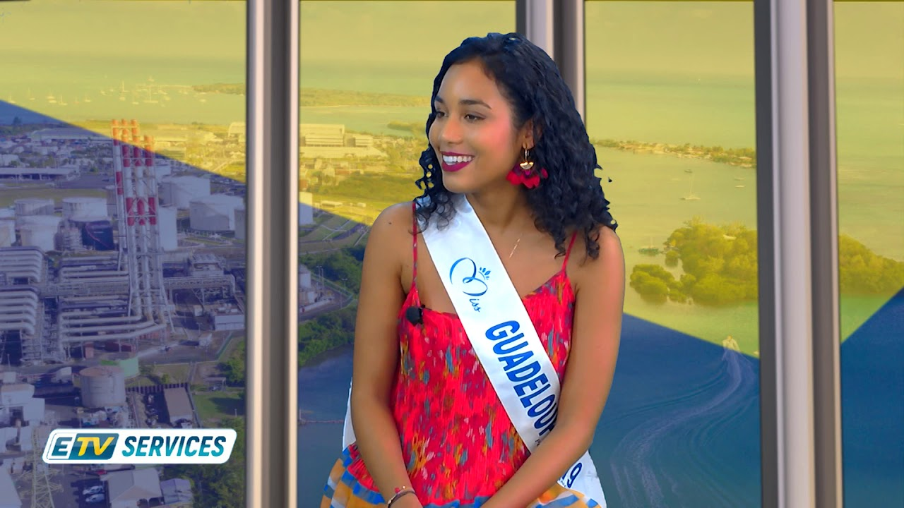 ETV SERVICES: MISS GUADELOUPE 2019