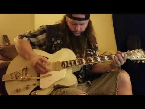 Nekromantix - Nekrofelia (Guitar Cover)