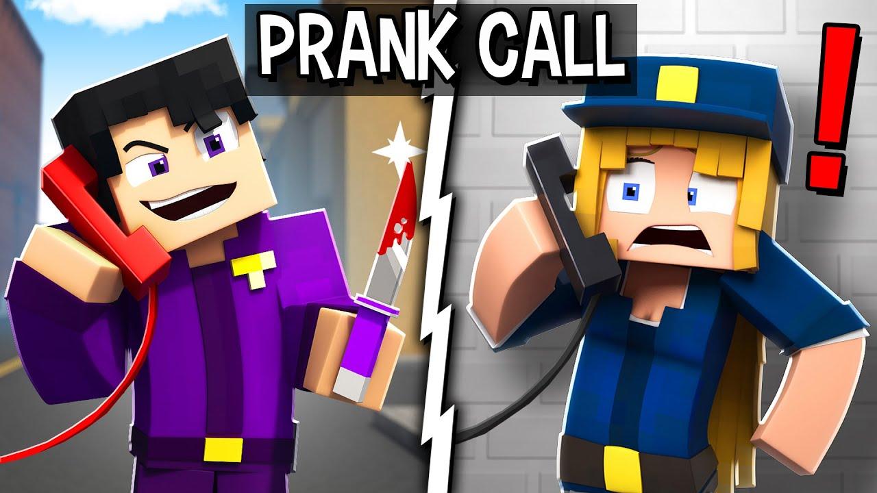 PURPLE GUY PRANK CALLS 911! - Fazbear and Friends SHORTS #1-14 Compilation