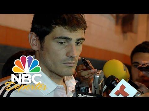 CR7, Casillas y Sergio Ramos - Reacciones Guinness Cup | Alianza de Fútbol | NBC Deportes