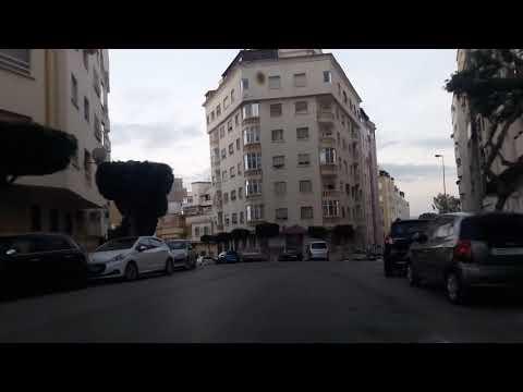 From Tangier Morocco من قلب المستشفى الاسباني الى البرانس