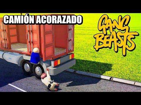 NUEVOS MAPAS - GANG BEASTS ONLINE | Gameplay Español