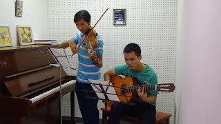 DWC. Nhật ký của Mẹ (Violin and Guitar Cover)