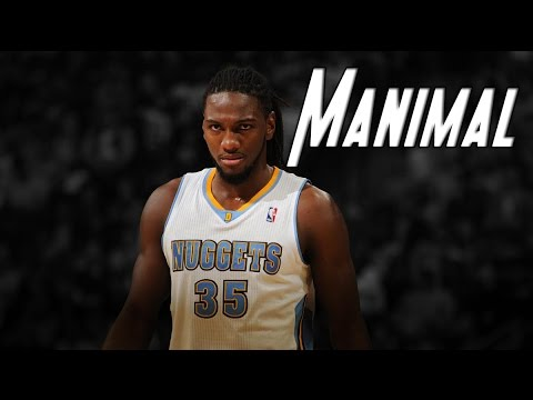Kenneth Faried 2015 - Manimal ᴴᴰ - YouTube