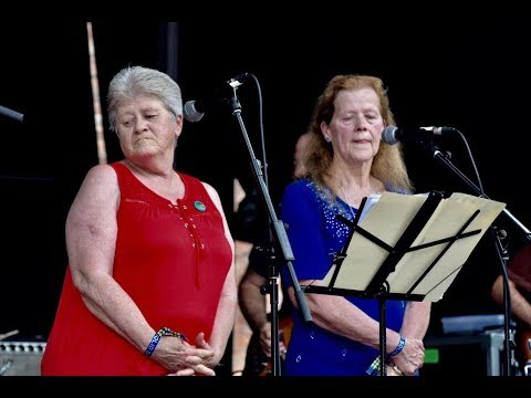 The Shaggs at Solid Sound Festival 2017