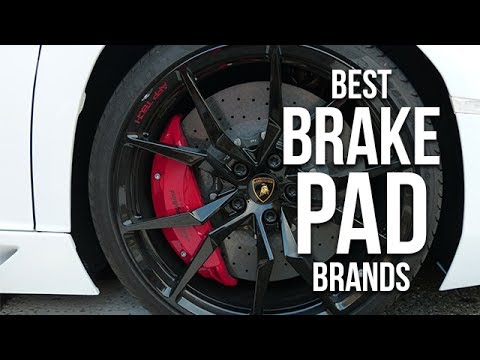 Best Brake Pads >> Top 5 Best Brake Pad Brands Of 2017