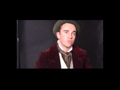 What the Dickens - The Misadventures of Charles Dickens Interview 1