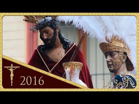 Señor de la Salud y Buen Viaje en San Pedro - Hdad. de San Esteban (Semana Santa - Sevilla 2016)