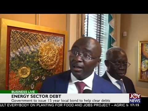 15 - Year Bond Issue - Business Live on JoyNews (21-4-17)