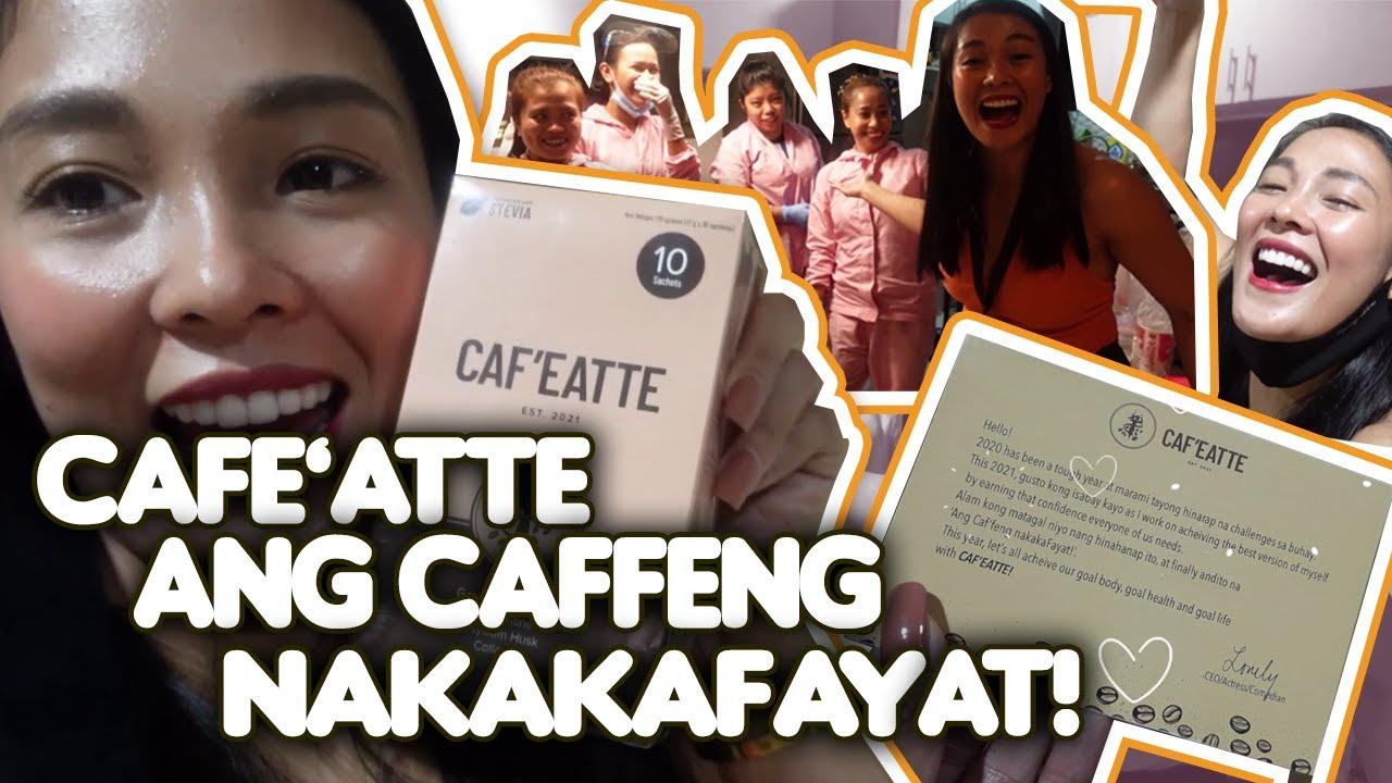 INTRODUCING CAF'EATTE! (ANG CAFFENG NAKAKAFAYAT!) | BenLy