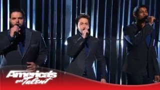 Forte & Josh Groban - To Where You Are & Brave Performances - America s Got Talent 2013 Finale