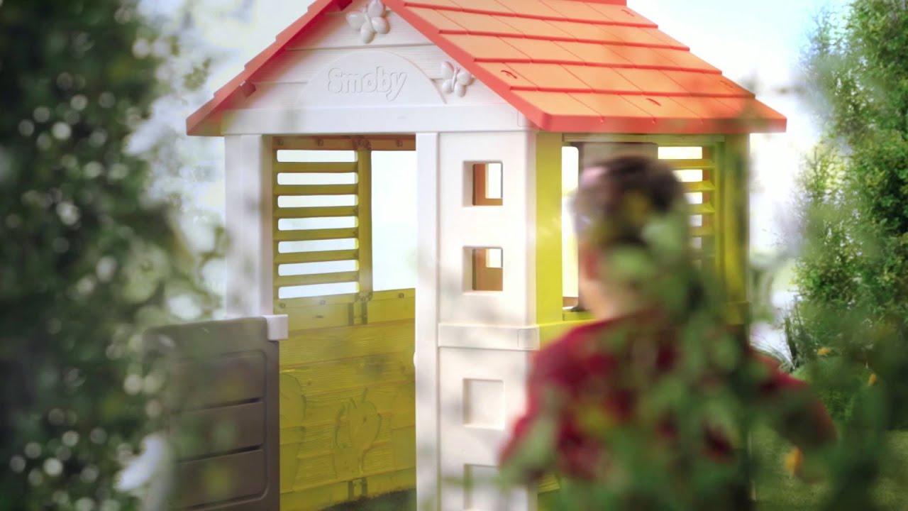 Naturhaus Mit Sommerküche Smoby : Natur haus youtube