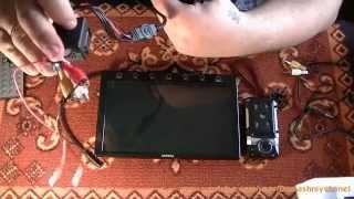 Видеорегистратор и автомобильный телевизор совместное использование(Я нашёл применение данного автомобильного монитора именно так, потому что TV тюнер используемый в данном..., 2014-04-18T08:53:52.000Z)