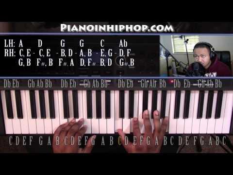 Piano Lesson | Post Malone | Deja Vu (feat. Justin Bieber)