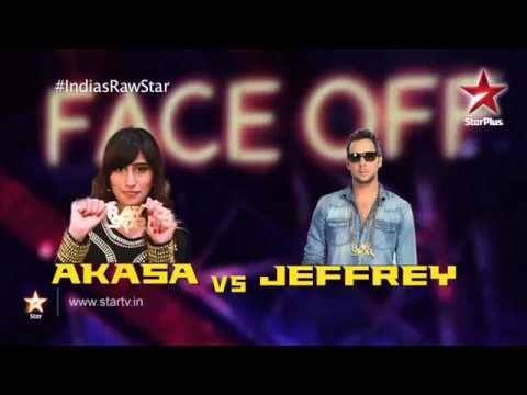 India's Raw Star - A face off between...