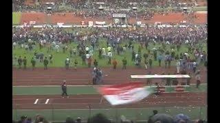 1994 Fortuna Düsseldorf | Aufstieg 2. Liga | TV-Reportagen | Platzsturm | Doku über Aleks Ristic
