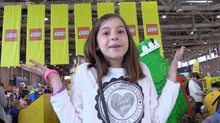 Подружка Вика и игрушки на фестивале Мультимир! Часть 1 Мультики для девочек