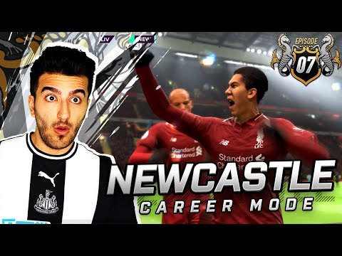 2 IMPOSSIBLE COMEBACKS REQUIRED TO SAVE US - FIFA 19 NEWCASTLE CAREER MODE 7