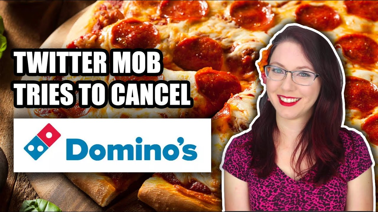Twitter Mob Tries to Cancel Domino's