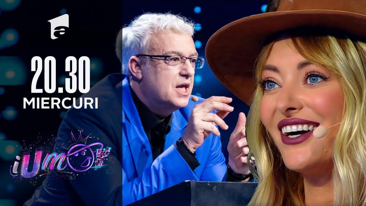 Cătălin Crișan, auto-roast la iUmor in fata juratilor: Eram singurul invitat dintr-un concert mar