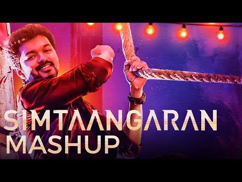 SARKAR MASHUP by Simtaangaran Singers | Thalapathy Vijay | AR Rahman | TK