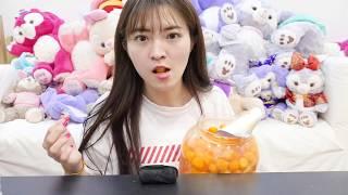 《ASMR》Cheese 老鼠最愛的留齒香味 eating show 【小U的吃播秀】