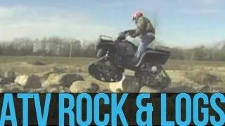 Mattracks Archive - LiteFoot Rocks & Logs