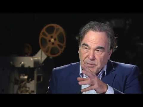 Oliver Stone on Edward Snowden and privacy rights