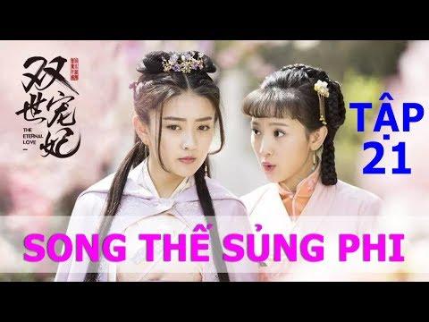 Song Thế Sủng Phi tập 21 trailer Full HD - The Eternal Love  phim hay 2017