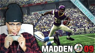 MADDEN '09 THROWBACK! What Are These Game Modes ??! 10 Year Challenge