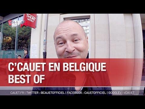 Best of de C'Cauet en Belgique - C'Cauet sur NRJ